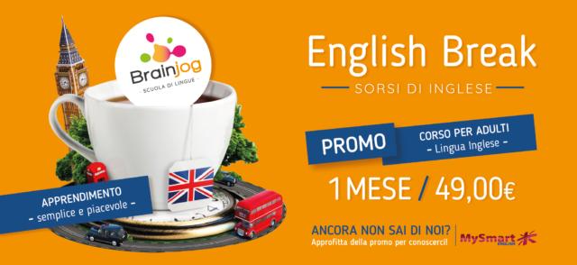 Sei pronto? Fai sbocciare il tuo inglese